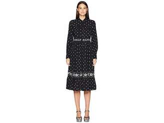 Kate Spade Broome Street Bandana Shirtdress