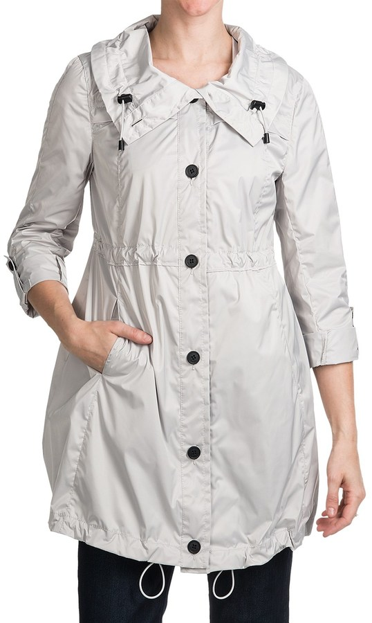 Marc New York Lindsey Light Rain Coat (For Women)
