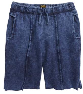 Lee Acid Wash Pull-On Denim Shorts