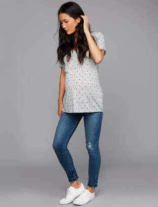 Citizens of Humanity Avedon Ankle Maternity Jeans