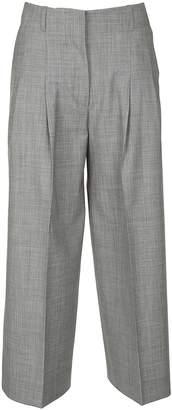 Ql2 Quelledue Cropped Trousers