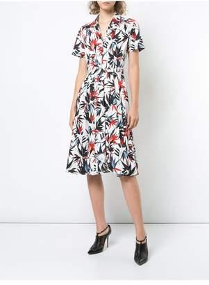 Jason Wu X Hotel Esencia Poplin Short Sleeve Dress