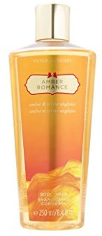 Victoria's Secret Body Wash for Women, Amber Romance, 8.4 oz $27.85 thestylecure.com