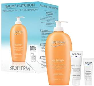 Biotherm 3-Piece Baume Nutrition Oil Therapy Body Balm Set