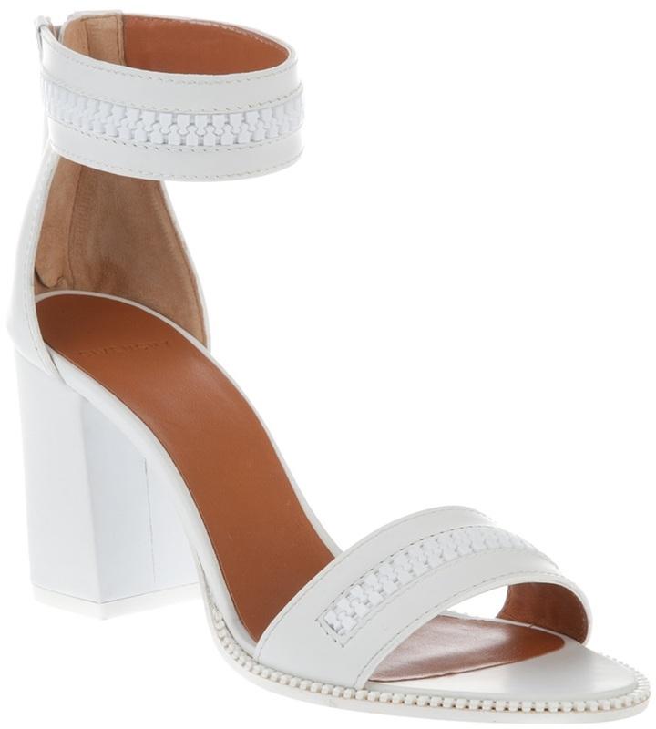 Givenchy mid heel sandal