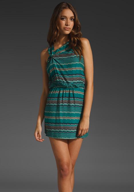 Parker Knot Dress