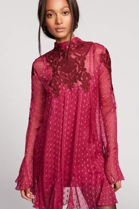 Free People Coquette Mini Dress