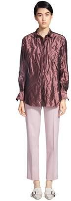 Sies Marjan Sander Iridescent Taffeta Shirt