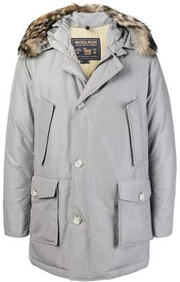Woolrich Arctic fur hooded coat