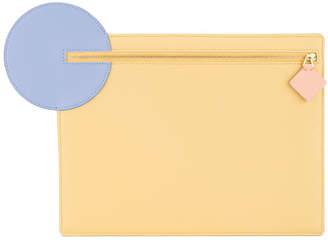 Roksanda Tri Colour Alpin pouch