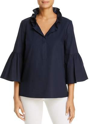 Le Gali Jade Ruffle Collar Blouse - 100% Exclusive