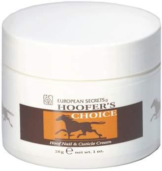 European Secrets Hoofer's Choice Nail & Cuticle Cream