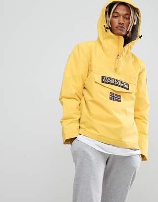 Napapijri Rainforest winter 1 jacket in yellow