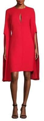 Narciso Rodriguez Kimono Sleeve Shift Dress