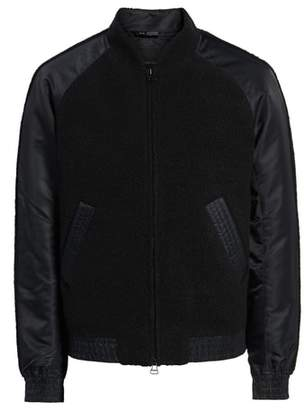 Wings + Horns Souvenir Bomber Jacket