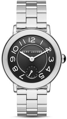 MARC JACOBS Riley Watch, 36mm $200 thestylecure.com