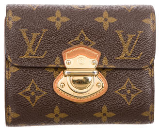 Louis VuittonLouis Vuitton Monogram Joey Wallet