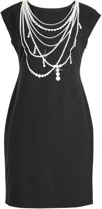 Moschino Printed Jersey Dress