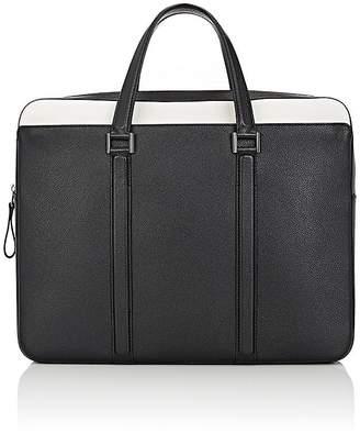 Delvaux Men's Zip-Around Briefcase