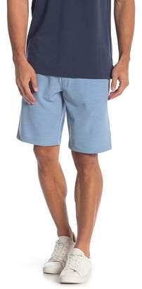 Travis Mathew Templo Striped Shorts
