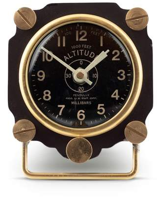Pottery Barn Altimeter Table Clock
