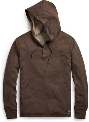 Ralph Lauren Cotton-Blend Jersey Hoodie