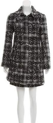 Chanel Camellia Skirt Suit