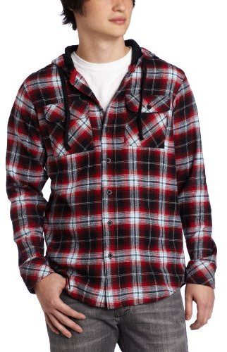 Subculture Men's Hilly Subculture's Flannel Shirt