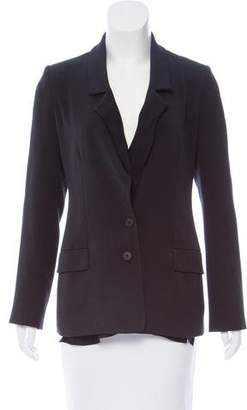 Thakoon Notch-Lapel Knit Blazer