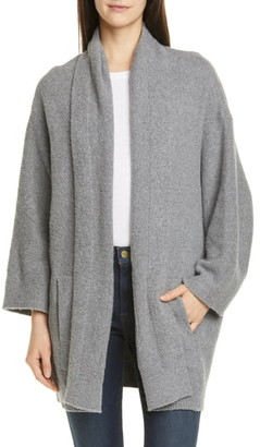 Vince Textured Open Cardigan