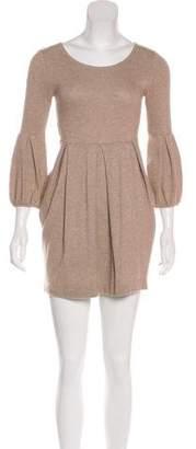 Philosophy di Alberta Ferretti Sweater Mini Dress