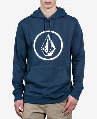 Volcom Men's Stone Logo-Print Pullover Hoodie