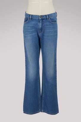 Kenzo Straight cotton jeans