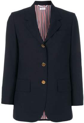 Thom Browne Wide Lapel Sport Coat