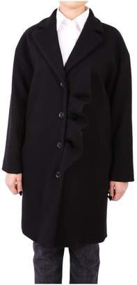 Moschino Virgin Wool Blend Coat