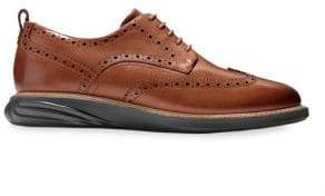 Cole Haan Grand Evolution Leather Oxfords