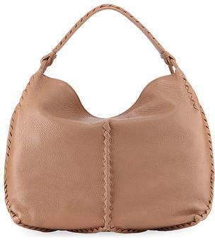 Bottega Veneta Medium Deerskin Leather Hobo Bag