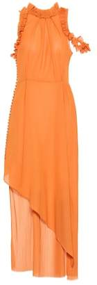 Magda Butrym Assisi silk and cotton dress