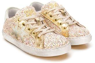 Star Kids 2 lace-up sneakers