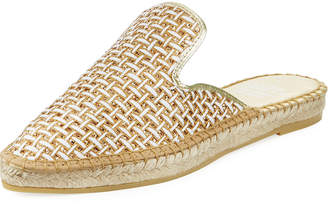 Andre Assous Marcia Woven Fabric Mule
