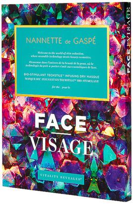 Nannette de GASPE Vitality Revealed FACE