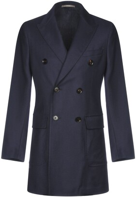 Paoloni Overcoats - Item 49382335IS
