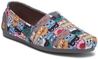 Skechers Bobs Plush Scratch Party Slip-On Sneaker