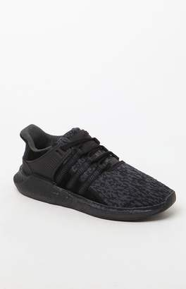 adidas EQT Support 93/17 Black & Grey Shoes