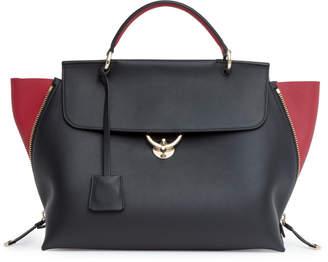 Salvatore Ferragamo Jet Set black bag
