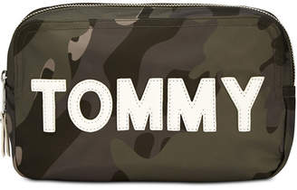Tommy Hilfiger Nylon Camo Pouch