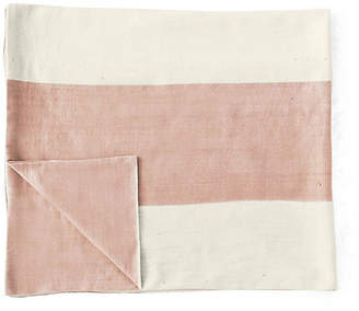 Bolã© Road Textiles Mamoosh Baby Blanket - Dusty Rose - BolA Road Textiles