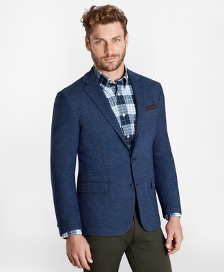 Brooks Brothers Regent Fit Two-Button Knit Sport Coat