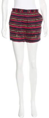Kenzo High-Rise Mini Shorts