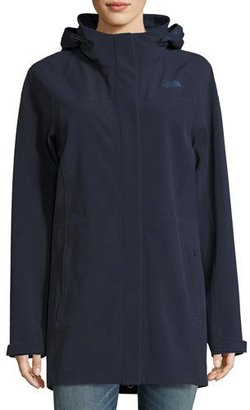 The North Face Apex Disruptor Gore-Tex® Parka, Urban Navy $230 thestylecure.com